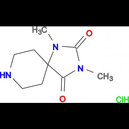 1,3-dimethyl-1,3,8-triazaspiro[4.5]decane-2,4-dione hydrochloride