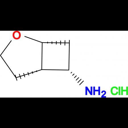 (1R,5S,6S)-2-oxabicyclo[3.2.0]hept-6-ylamine hydrochloride