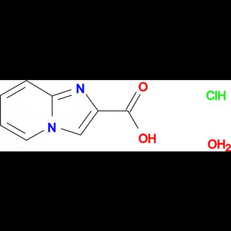 imidazo[1,2-a]pyridine-2-carboxylic acid hydrochloride hydrate