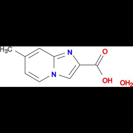 7-methylimidazo[1,2-a]pyridine-2-carboxylic acid hydrate