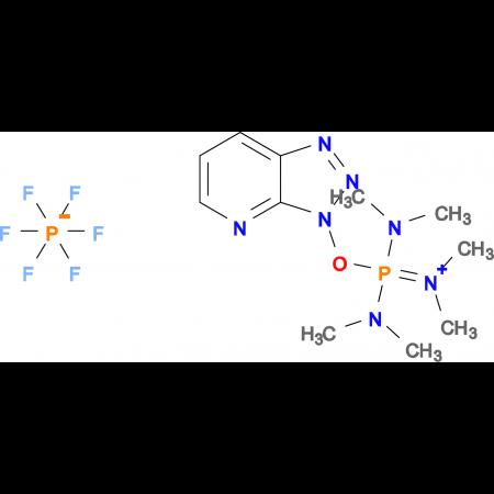 ((3H-[1,2,3]Triazolo[4,5-b]pyridin-3-yl)oxy)tris(dimethylamino)phosphonium hexafluorophosphate(V)