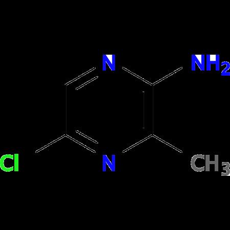 5-Chloro-3-methylpyrazin-2-amine