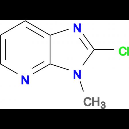 2-Chloro-3-methyl-3H-imidazo[4,5-b]pyridine