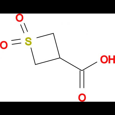 Thietane-3-carboxylic acid 1,1-dioxide