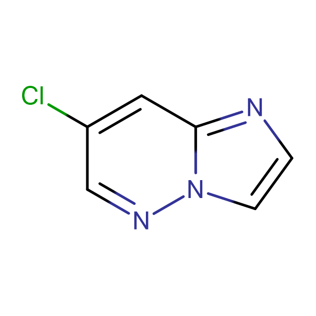 7-Chloroimidazo[1,2-b]pyridazine
