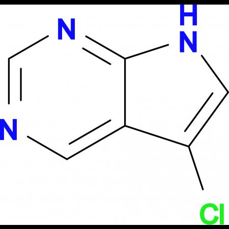5-Chloro-7H-pyrrolo[2,3-d]pyrimidine