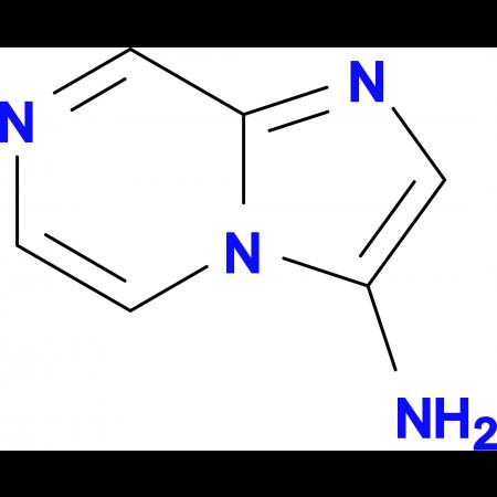 Imidazo[1,2-a]pyrazin-3-amine