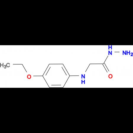 2-[(4-ethoxyphenyl)amino]acetohydrazide