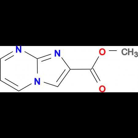 methyl imidazo[1,2-a]pyrimidine-2-carboxylate