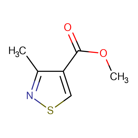 methyl 3-methylisothiazole-4-carboxylate