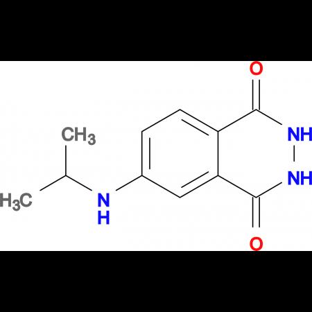 6-(isopropylamino)-2,3-dihydrophthalazine-1,4-dione