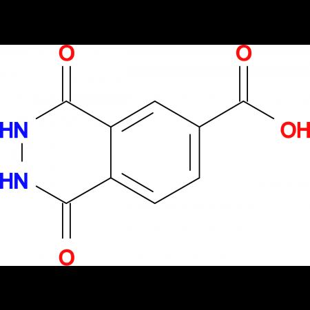 1,4-dioxo-1,2,3,4-tetrahydrophthalazine-6-carboxylic acid