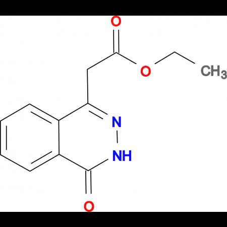 ethyl (4-oxo-3,4-dihydrophthalazin-1-yl)acetate