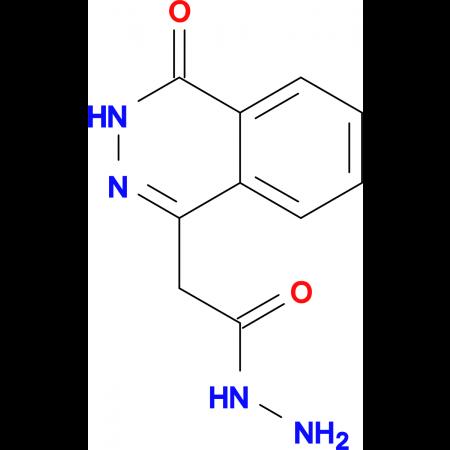 2-(4-oxo-3,4-dihydrophthalazin-1-yl)acetohydrazide