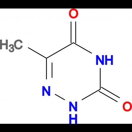 6-methyl-1,2,4-triazine-3,5(2H,4H)-dione
