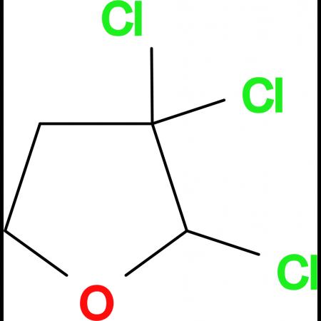 2,3,3-trichlorotetrahydrofuran