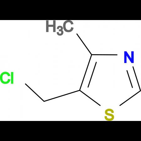 5-(chloromethyl)-4-methyl-1,3-thiazole hydrochloride
