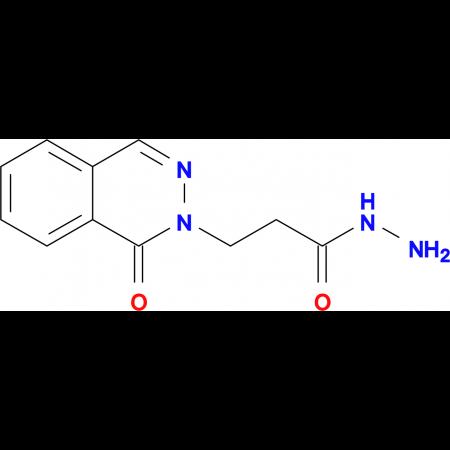 3-(1-oxophthalazin-2(1H)-yl)propanohydrazide