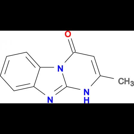 2-methylpyrimido[1,2-a]benzimidazol-4(1H)-one