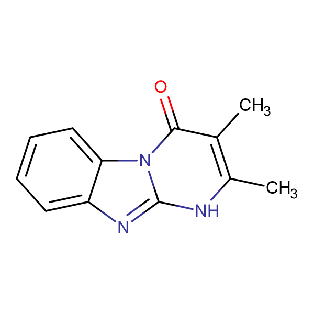 2,3-dimethylpyrimido[1,2-a]benzimidazol-4(1H)-one