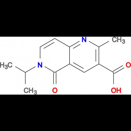 6-isopropyl-2-methyl-5-oxo-5,6-dihydro-1,6-naphthyridine-3-carboxylic acid