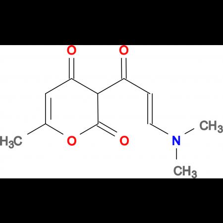 3-[(2E)-3-(dimethylamino)prop-2-enoyl]-6-methyl-2H-pyran-2,4(3H)-dione