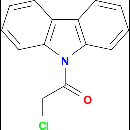 9-(chloroacetyl)-9H-carbazole