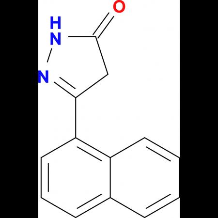 5-(1-naphthyl)-2,4-dihydro-3H-pyrazol-3-one