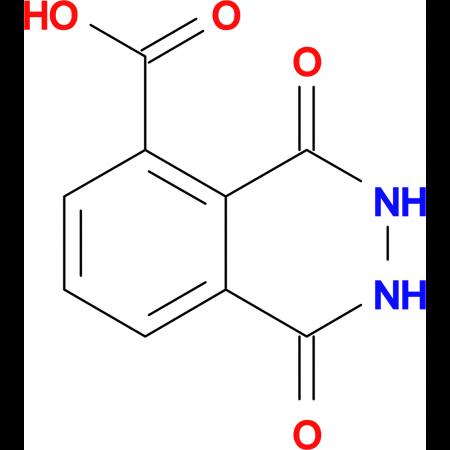 1,4-dioxo-1,2,3,4-tetrahydrophthalazine-5-carboxylic acid