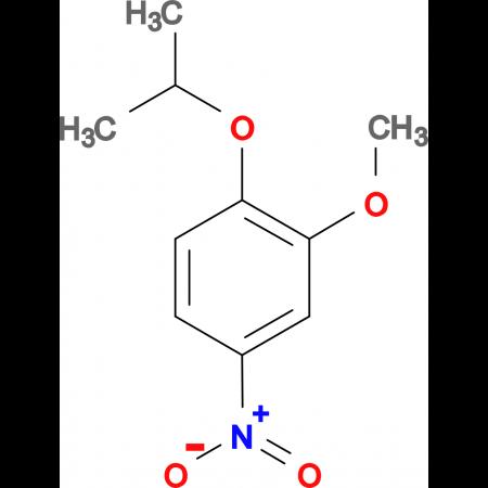 1-isopropoxy-2-methoxy-4-nitrobenzene