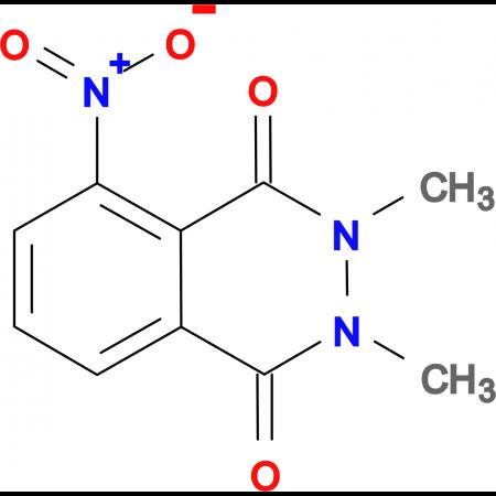 2,3-dimethyl-5-nitro-2,3-dihydrophthalazine-1,4-dione