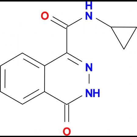 N-cyclopropyl-4-oxo-3,4-dihydrophthalazine-1-carboxamide