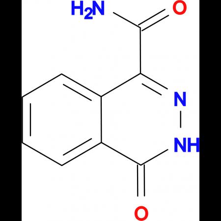 4-oxo-3,4-dihydrophthalazine-1-carboxamide
