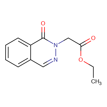 ethyl (1-oxophthalazin-2(1H)-yl)acetate