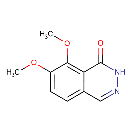 7,8-dimethoxyphthalazin-1(2H)-one