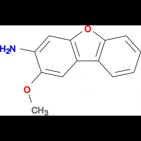 (2-methoxydibenzo[b,d]furan-3-yl)amine