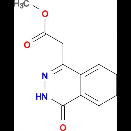 methyl (4-oxo-3,4-dihydrophthalazin-1-yl)acetate