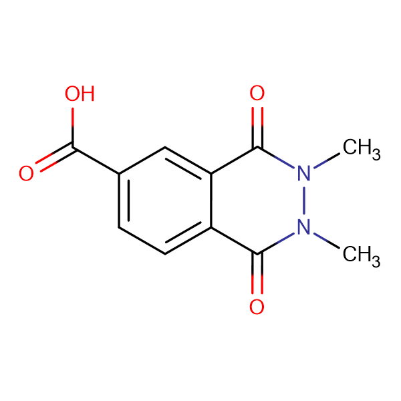 2,3-dimethyl-1,4-dioxo-1,2,3,4-tetrahydrophthalazine-6-carboxylic acid