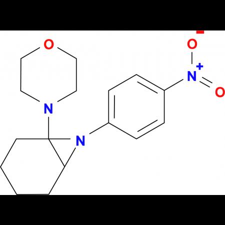 1-morpholin-4-yl-7-(4-nitrophenyl)-7-azabicyclo[4.1.0]heptane