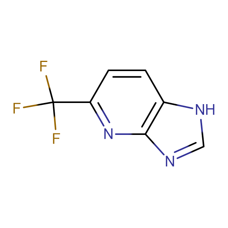 5-(Trifluoromethyl)-1H-imidazo[4,5-b]pyridine
