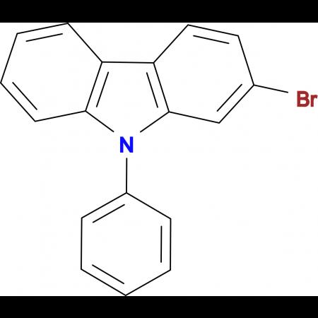 2-Bromo-9-phenyl-9H-carbazole