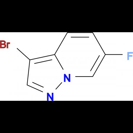 3-Bromo-6-fluoropyrazolo[1,5-a]pyridine
