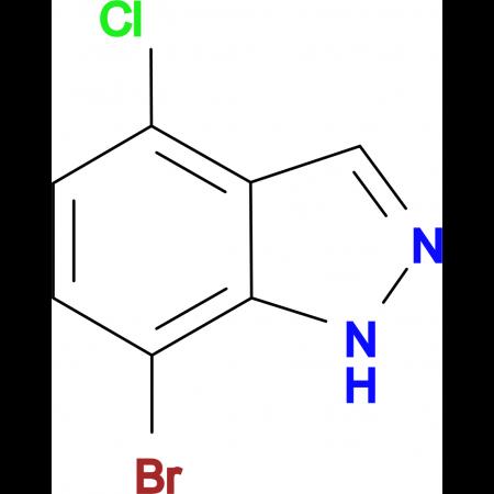 7-Bromo-4-chloro-1H-indazole