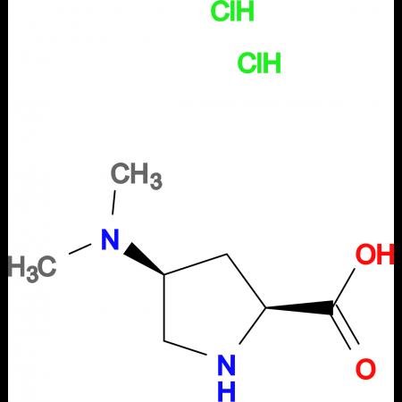 (4S)-4-(Dimethylamino)-L-proline dihydrochloride