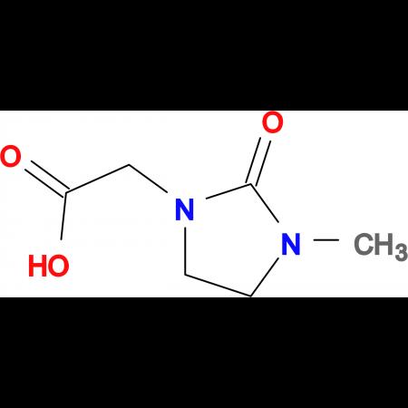 (3-methyl-2-oxo-1-imidazolidinyl)acetic acid
