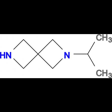 2-isopropyl-2,6-diazaspiro[3.3]heptane