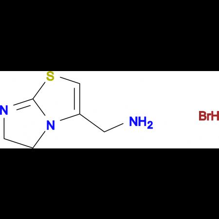 (5,6-dihydroimidazo[2,1-b][1,3]thiazol-3-ylmethyl)amine dihydrobromide