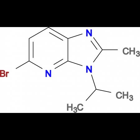 5-BROMO-3-ISOPROPYL-2-METHYL-3H-IMIDAZO[4,5-B]PYRIDINE