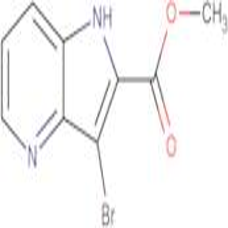 METHYL 3-BROMO-1H-PYRROLO[3,2-B]PYRIDINE-2-CARBOXYLATE