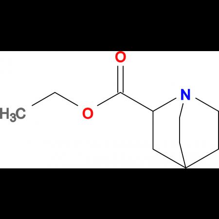 ETHYL 1-AZA-BICYCLO[2.2.2]OCTANE-2-CARBOXYLATE
